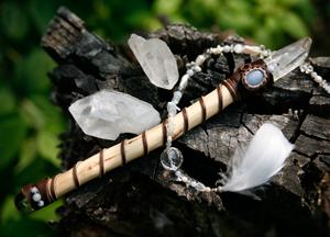 魔法の杖♡クリスタルワンドヒーリング